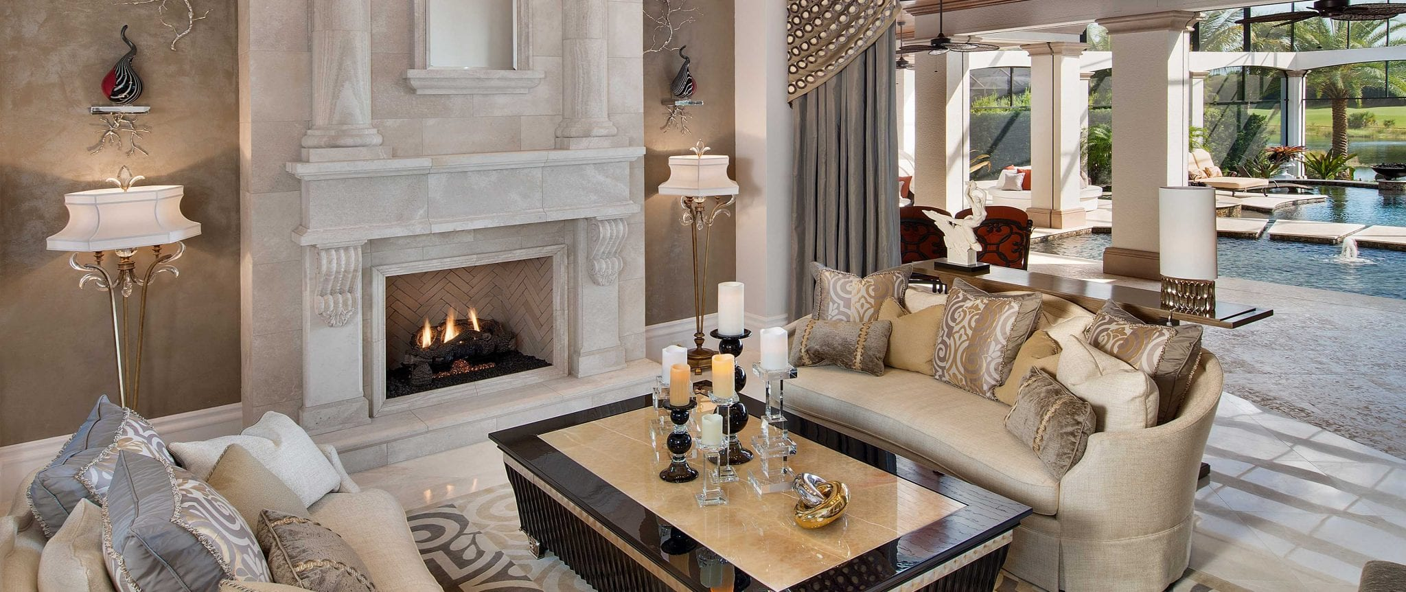 Residential Interior Design - Vogue Interiors
